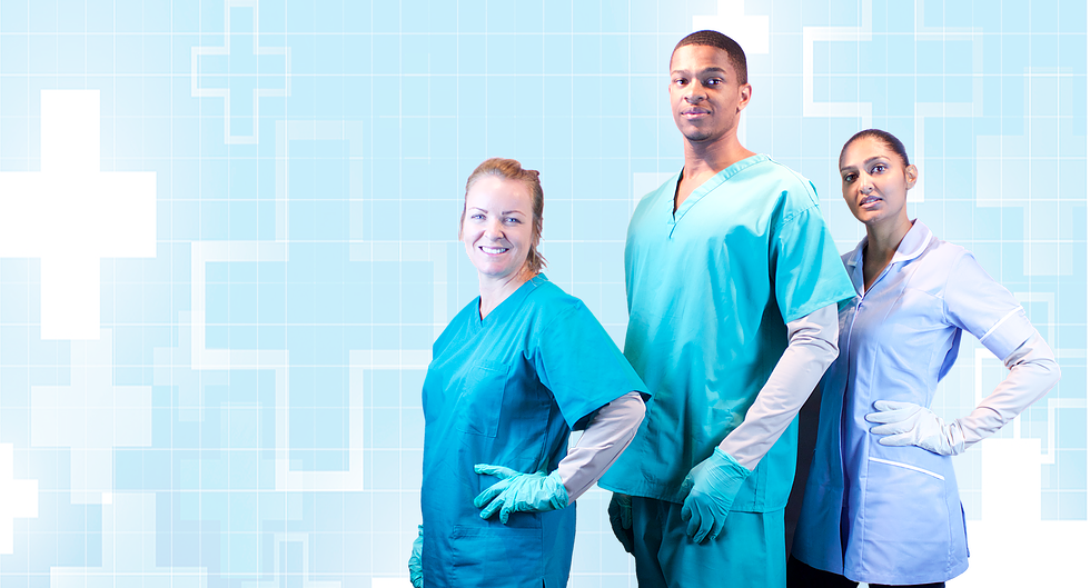 Healthcare - GIPskins PPE Arm Protection